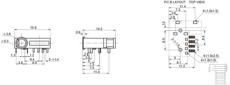 电路 电路图 电子 工程图 平面图 原理图 755_280